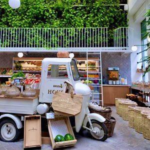Delicatessen in Athens