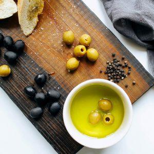 Olive oil tasting in Athens