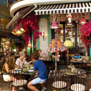 Stylish bars in Athens