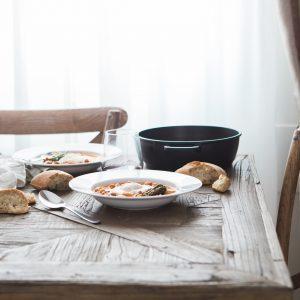 Greek cuisine on the table
